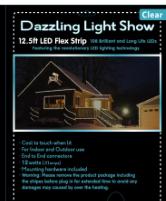 WHite LED Flex Strip Lights