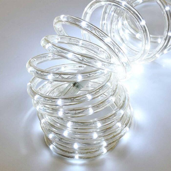 White Rope LED LIghts