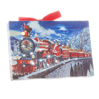 Santa Express Print
