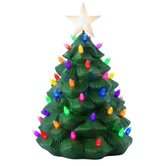 Mr. Christmas Outdoor Retro Tree