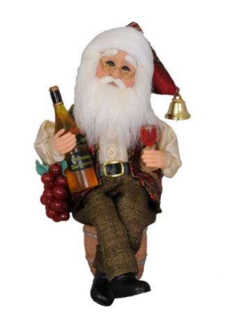 Karen Didion Wine Santa