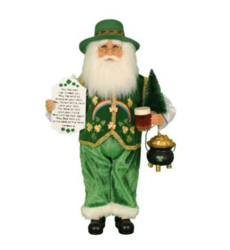 Karen Didion Irish Santa