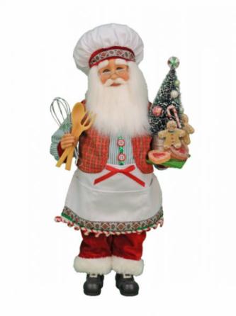 Karen Didion Cookies Galore Santa