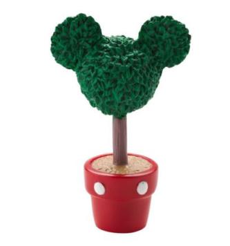 D56 Mickey's Village Topiary