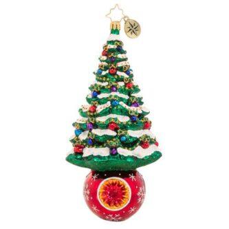 Radko A Beautifully Balanced Tree ornament
