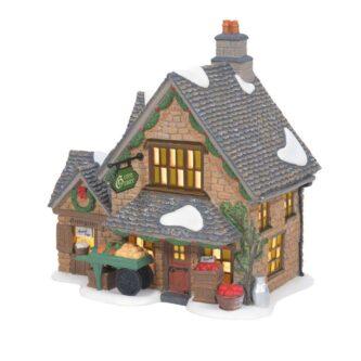 Dept. 56 Cotswold Greengrocer Dickens Village