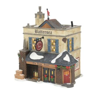 Dept. 56 Battersea The Dog's home Dickens Village