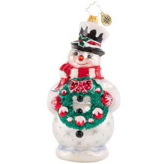 Radko Darling Christmas Decorator Ornament