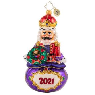 Radko Imperial Icon Nutcracker 2021
