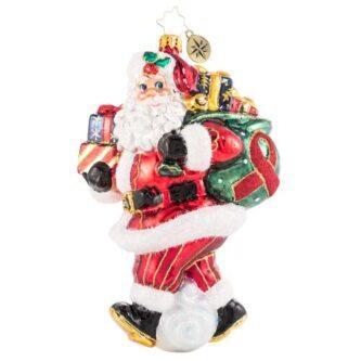 Radko AIDS Charity Claus