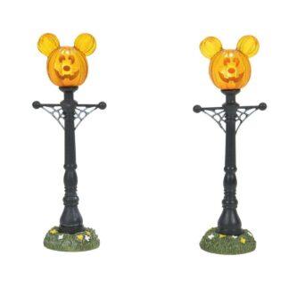 Dept. 56 Mickey's Pumpkintown St Lights