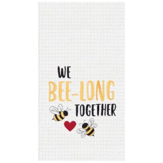 We Bee Long Together Towel