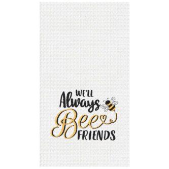 Always Bee Friends Towel