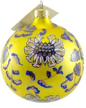 Radko Rare Retired English Mum Design Ornament