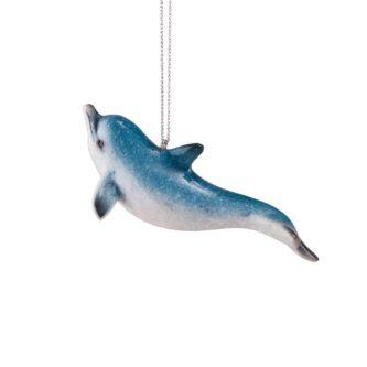 Cozumel Reef Dolphin Ornament