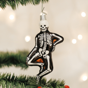 Old World Christmas Mr. Bones Ornament