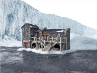 Dept. 56 Game of Thrones Set