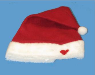 Santa Hat for Baby