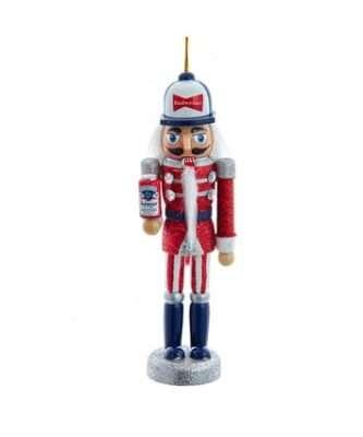 Budweiser Nutcracker Ornament