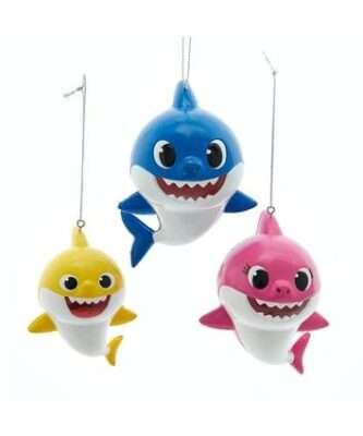 Baby Shark Ornament