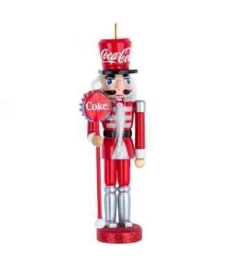 """6"""" Coca-Cola® Nutcracker Ornament"""