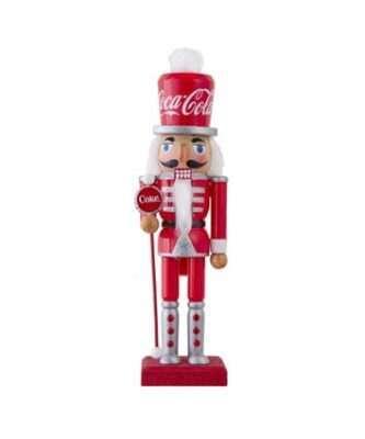 "10"" Coca-Cola® Nutcracker"
