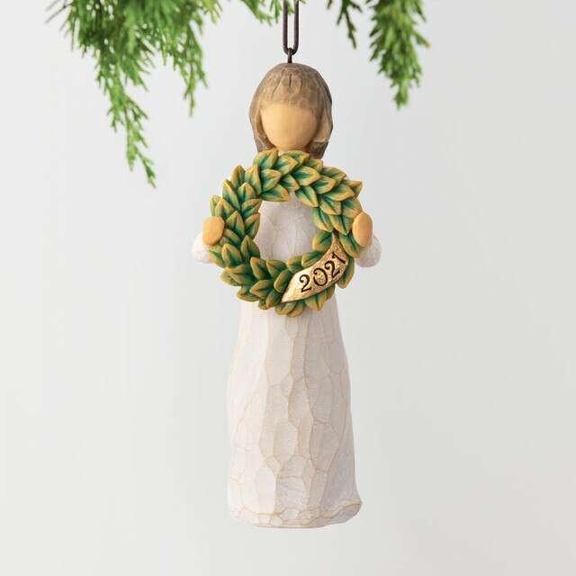 Willow tree 2021 Ornament