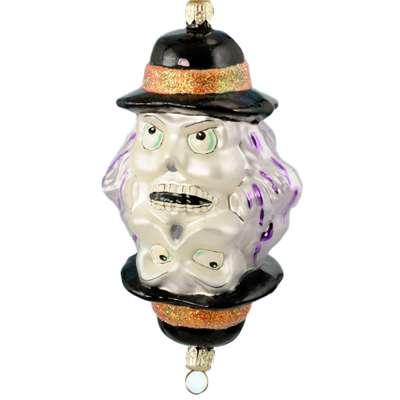 Radko Rare Vintage Put Our Heads Together Ornament