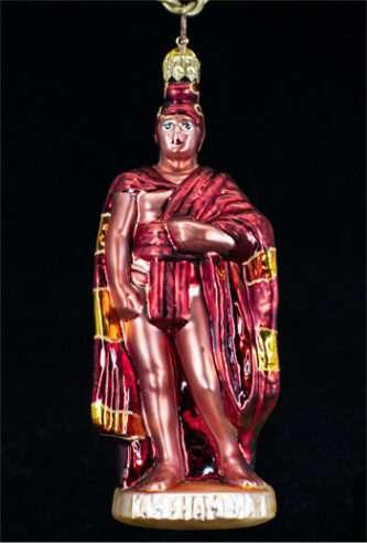Radko Rare Retired King Kamehameha