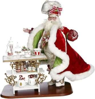 Mark Roberts Christmas Kitchen Santa