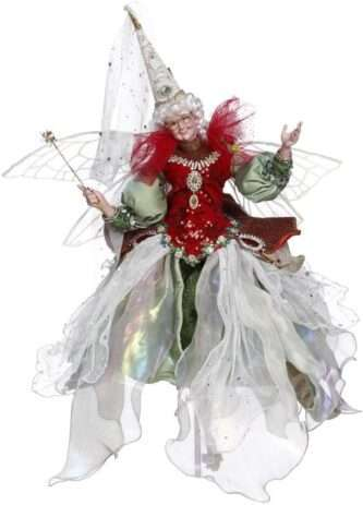 Mark Roberts Fairy Godmother Red