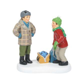 Bowling Ball Humor A Christmas Story Village D56