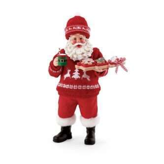 Holiday Appetizers Santa