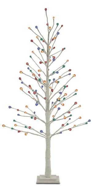 5' Candy Drop LED Tree