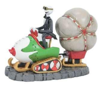 Jack Brings Christmas Home Nightmare Before Christmas D56