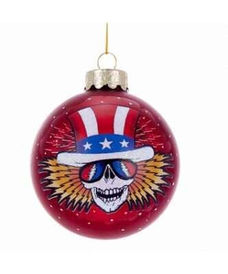 Grateful Dead™ Glass Ball Ornament