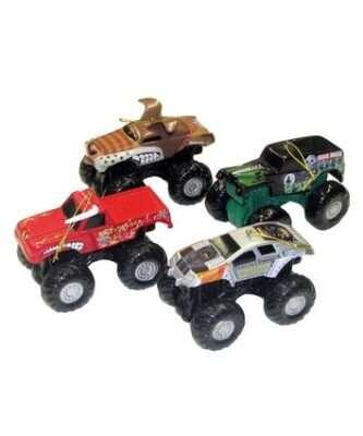 Monster Jam® Truck Ornaments