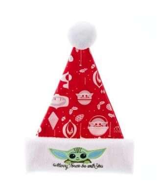 star wars the child santa hat