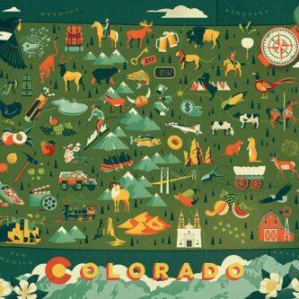Colorado Sights Puzzle