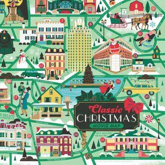 Classic Christmas Movie Map