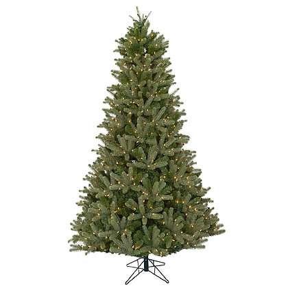 Multi color Tree hazleton fir 4.5'