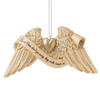 Bereavement Angel Wings Ornament Jim Shore Heartwood Creek