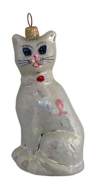 Felina's Heart Rare Radko Ornaments
