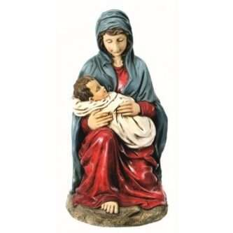 """Outdoor Large Nativity Nine Pieces 24"""" - 36"""""""