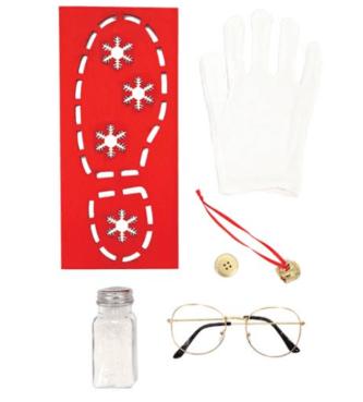 St Nicks detective kit Six Piece Kit