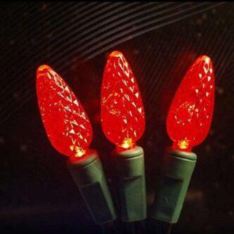 C6 LED Lights String Set