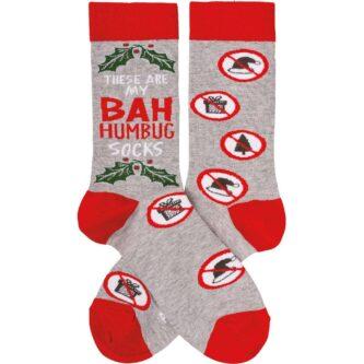 Socks - Bah Humbug Socks