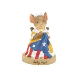 Betsy Ross Mouse Tails with Heart