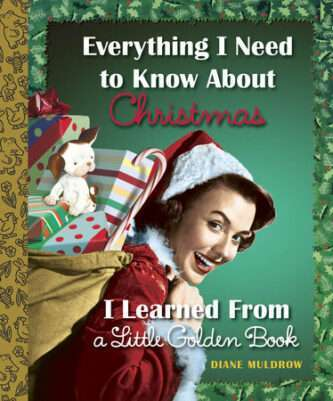Golden Book Everything I need to know about Christmas I learned fro a little golden book
