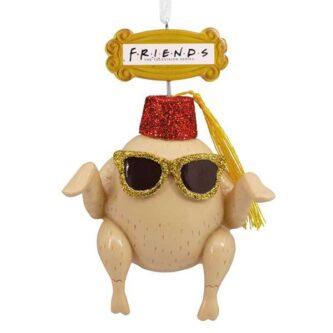 Friends™ Turkey Ornament